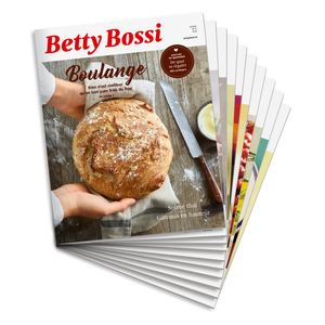 Abo 2 ans - journal Betty Bossi