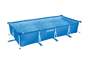 Piscine tubulaire familiale INTEX