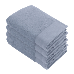 Linges de toilette « Soft Cotton » WALRA, lot de 4