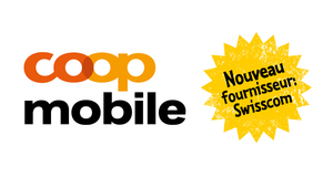CoopMobile Abo CHF 15 payer avec des superpoints