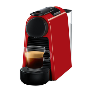 Machine à café à capsules Nespresso® « Essenza Mini » DELONGHI, rouge