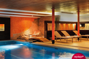 Weekend romantico con SPA a Engelberg MYDAYS