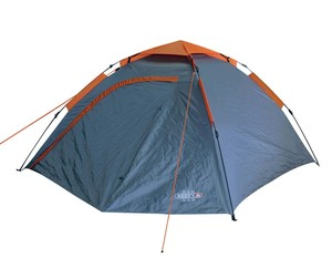 Tenda «Easy-up System» per 2 persone ABBEY CAMP