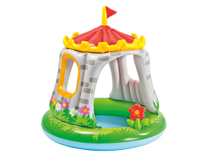 Piscina con tetto «Royal Castle» INTEX