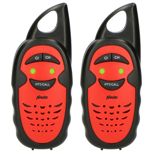 Set von 2 Walkie-Talkies ALECTO, FR-05