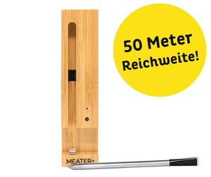 Kabelloses Fleisch-Thermometer «Deluxe Pro» BETTY BOSSI