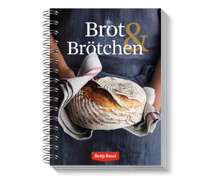 Backbuch «Brot & Brötchen» BETTY BOSSI