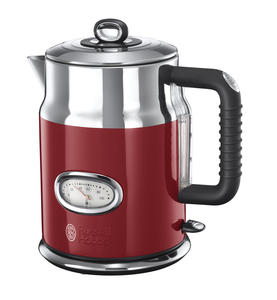 Bouilloire « Retro Ribbon Red » RUSSELL HOBBS