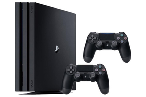 PS4 Slim mit 2 Controller SONY PLAYSTATION
