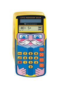 Calcolatrice «Little Professor» TEXAS INSTRUMENTS