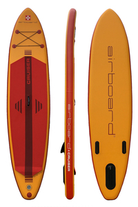 Stand Up Paddle «Cruiser» AIRBOARD, orange
