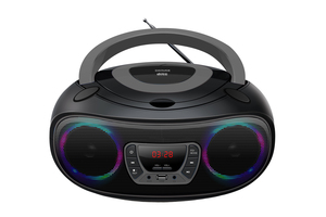 Lecteur CD/radio laser à LED DENVER, TCL-212BT