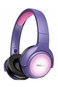Casque audio Bluetooth pour enfant avec limitation du volume PHILIPS, TAKH402