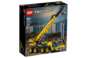 La grue mobile LEGO® TECHNIC, 42108