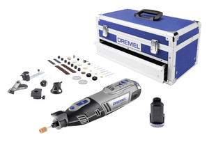 Kit multiutensile a batteria «Platin Edition» DREMEL