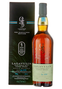 Lagavulin Distillers Edition, 70 cl
