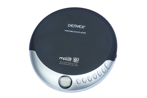 Lecteur CD/MP3 portable DENVER, DMP-389